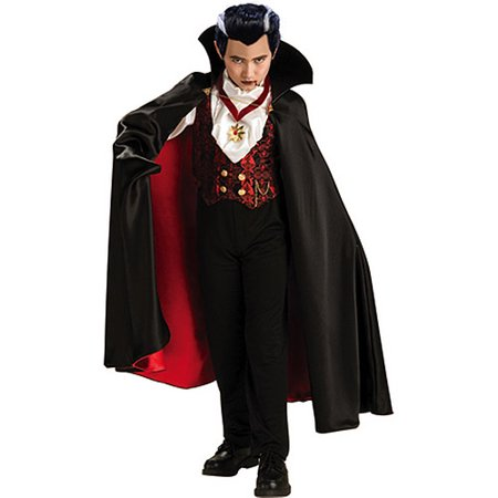 Transylvanian Vampire Child Halloween Costume for $<!---->