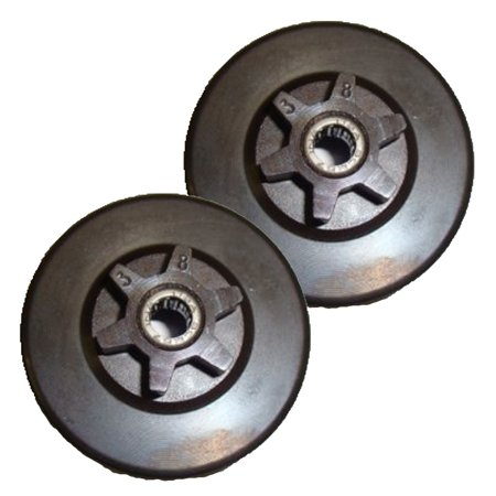 Homelite Chainsaw 2 Pack Replacement Sprocket Drum And
