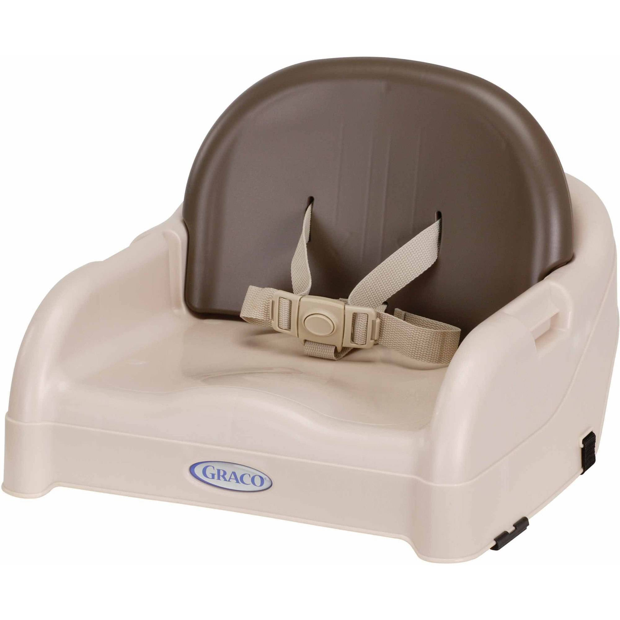Graco Blossom Toddler Booster Seat - Brown