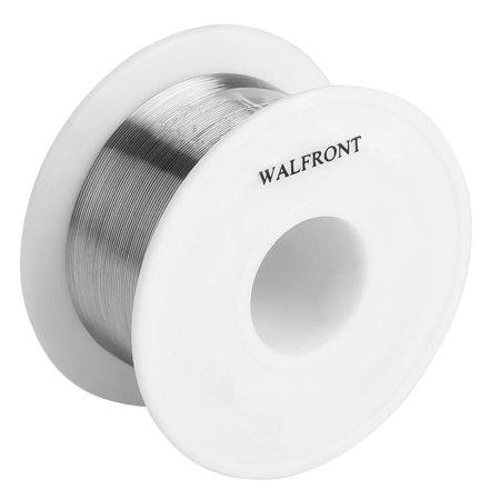 WALFRONT 50g 0.4mm Tin Lead Rosin Core Solder Soldering Wire Sn60/Pb40 Flux 1.2%,Solder Wire, Soldering Wire - image 3 de 9