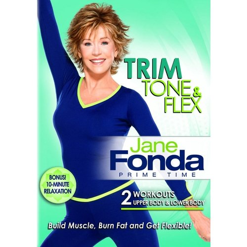 Jane Fonda Prime Time: Trim, Tone And Flex (Full Frame)