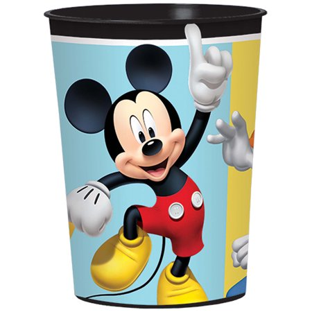 Mickey Mouse Party Supplies 12 Pack Favor Cups](Mickey Mouse Party Decor)