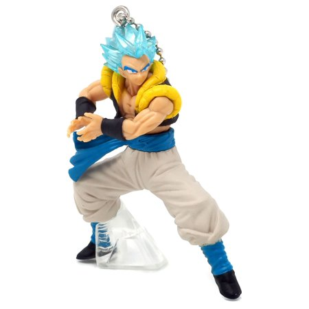 Dragon Ball Battle Figure Series 02 SSGSS Gogeta Buildable Figure [Super Saiyan God Super Saiyan] [No Packaging]