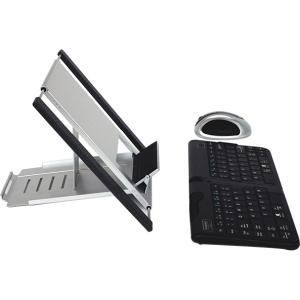 Goldtouch Bluetooth Mobile Bundle w/ Keyboard, Stand & Right-Handed Mouse