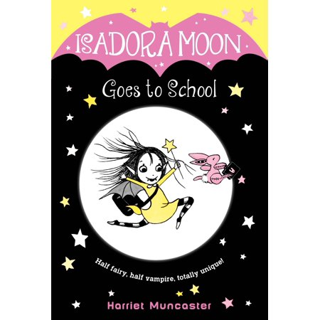 Isadora Moon Goes to School (We Choose To Go To The Moon Quote)