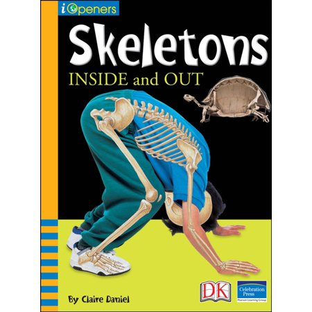iOpener: Skeletons Inside and Out - eBook](Cut Out Skeleton)