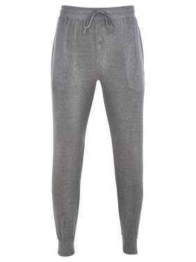 Hanes Men's and Big Men's Knit Jogger Pajama Pant