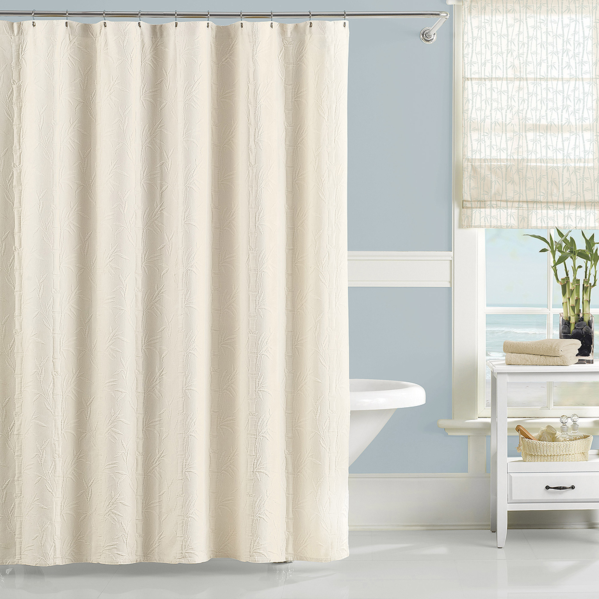 LaMont Home Nepal Shower Curtain - 100% Cotton