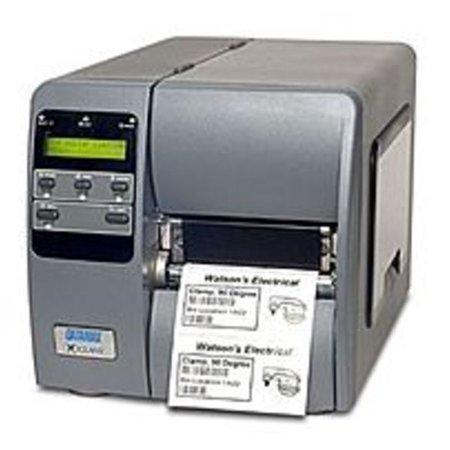 Refurbished Datamax-O'Neil KJ2-00-48000Y07 M-4210 Monochrome Direct Thermal/Thermal Transfer Printer - 203 dpi - 1 x Serial, 1 x Parallel, 1 x USB - Ethernet - (Datamax Printer Drivers)