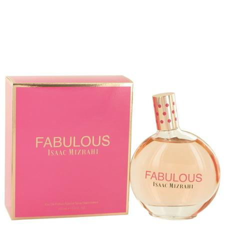 Isaac Mizrahi Designer (Fabulous by Isaac Mizrahi Eau De Parfum Spray 3.4 oz Great price and 100% authentic )