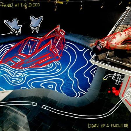 Panic! At The Disco - Death Of A Bachelor (CD) - Walmart.com