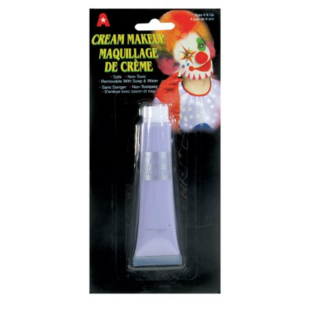 Loftus Halloween Costume Non-Toxic Face & Body 0.5 Oz Cream Makeup, Purple - Stitched Up Halloween Face