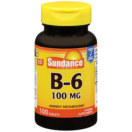 Sundance B 6 100 Mg   100 Tablets