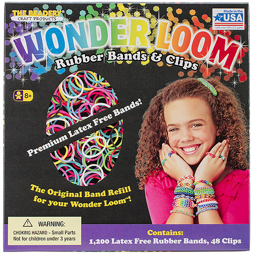 Wonder Loom Refill Kit-