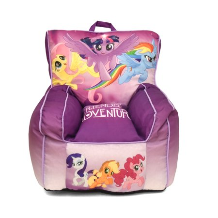 Hasbro My Little Pony Movie Mini Kids Bean Bag (Toddler Bean Bag Chairs)