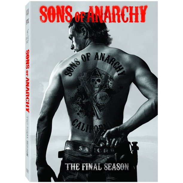 Sons Of Anarchy Season 7 Dvd Walmart Com Walmart Com