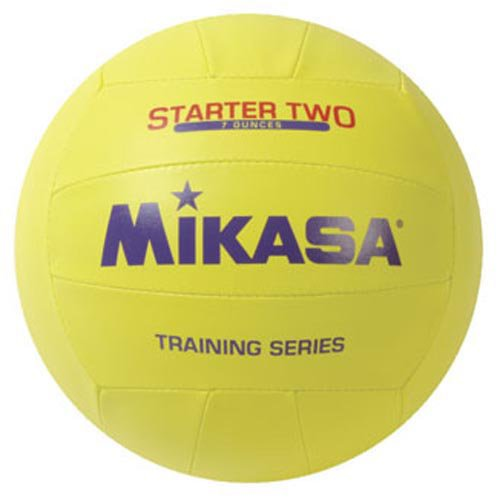 Lightweight Volleyball by Mikasa Sports - Oversized, StarterTwo - VT2