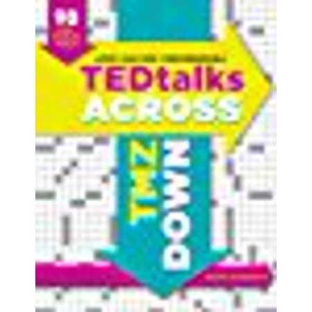 Tedtalks Across  Tmz Down  90 Brain Boggling Crosswords For Todays Cultural Connoisseurs