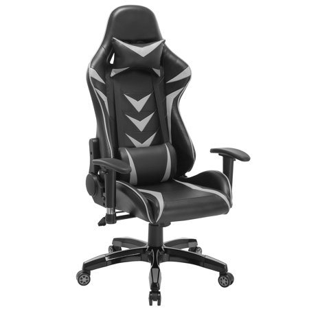 High-Back Swivel Gaming Chair Racing Ergonomic Office Desk Chair ()