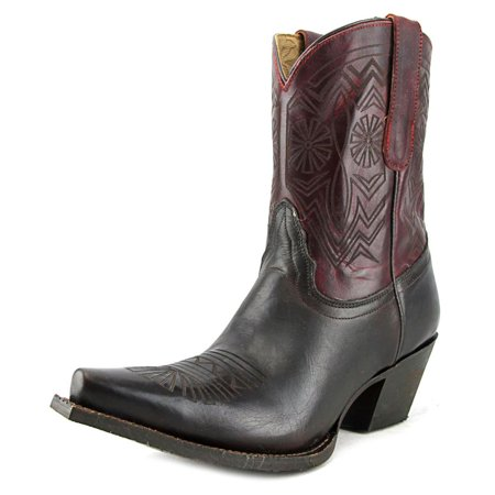 - Tony Lama VF6026 Women  Pointed Toe Leather Brown Western Boot