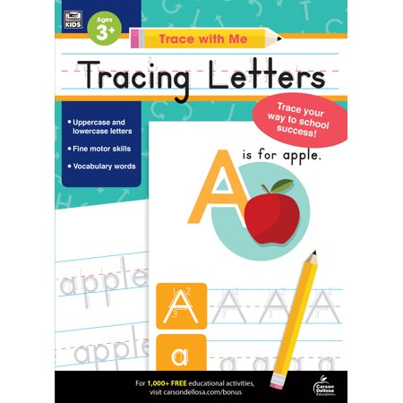 Tracing Lowercase Letters (Trace with Me Tracing Letters )