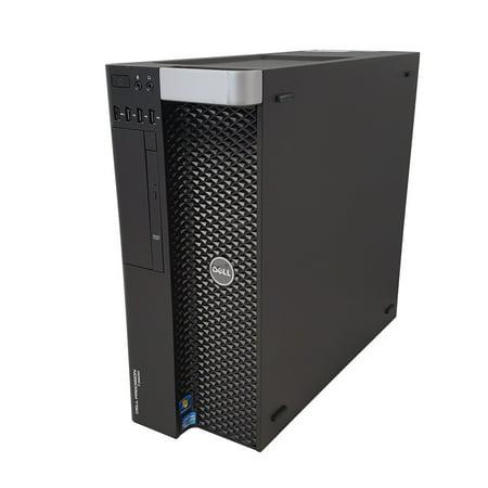 Dell T3600 Workstation 6-Core 3.5GHz E5-1650V2 16GB RAM 1TB HDD Nvidia K2000 Windows 7 Pro Custom Built