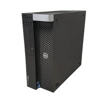 Dell T3600 Workstation 4-Core 3.0GHz E5-1607 32GB RAM 2x 500GB HDD Dual DVI Graphics Windows 7 Pro Custom Built Refurbished