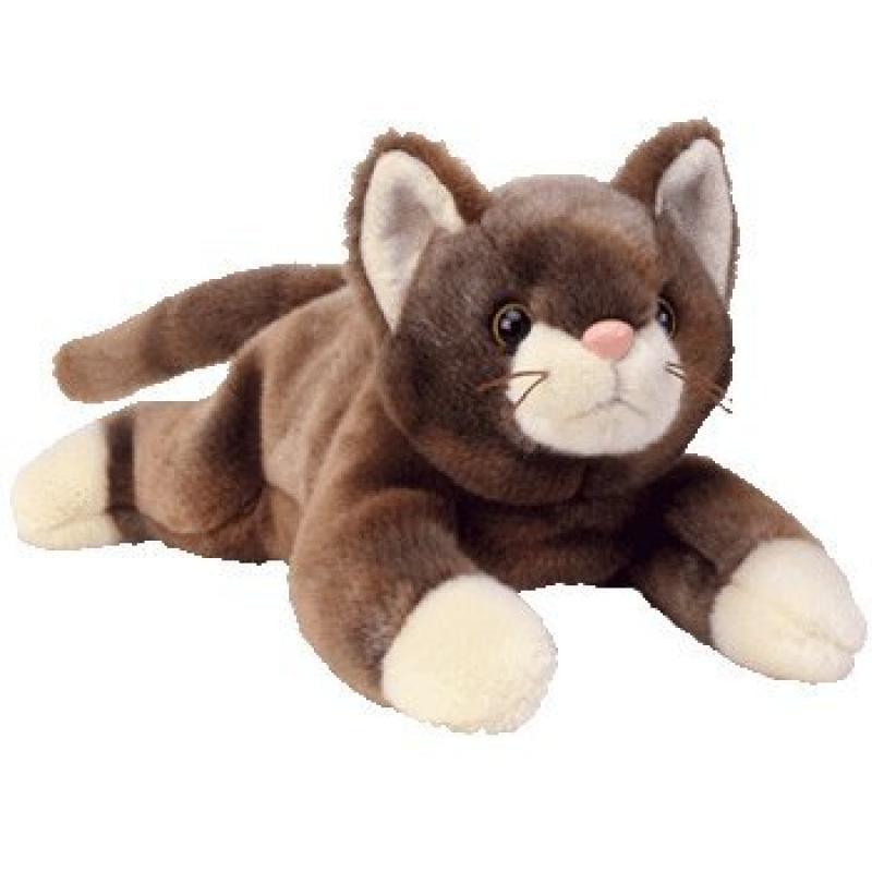TY Beanie Buddy - POUNCE the Cat