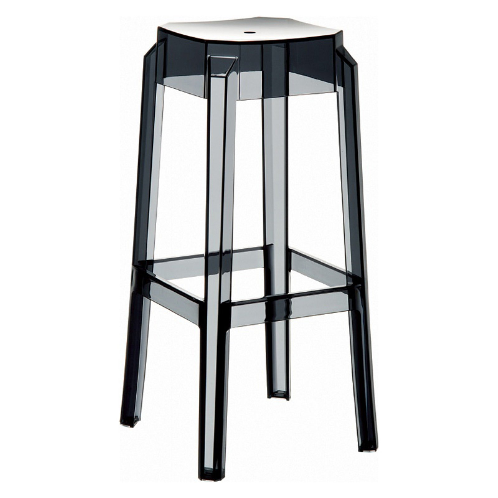 Siesta Fox 29.5 in. Polycarbonate Bar Stool - Set of 2