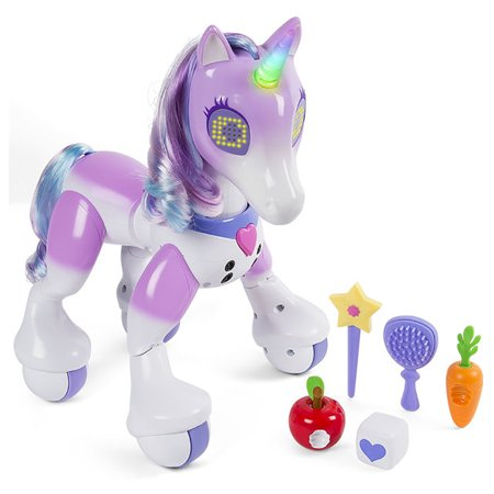 Best Zoomer Enchanted Unicorn Interactive Toy deal