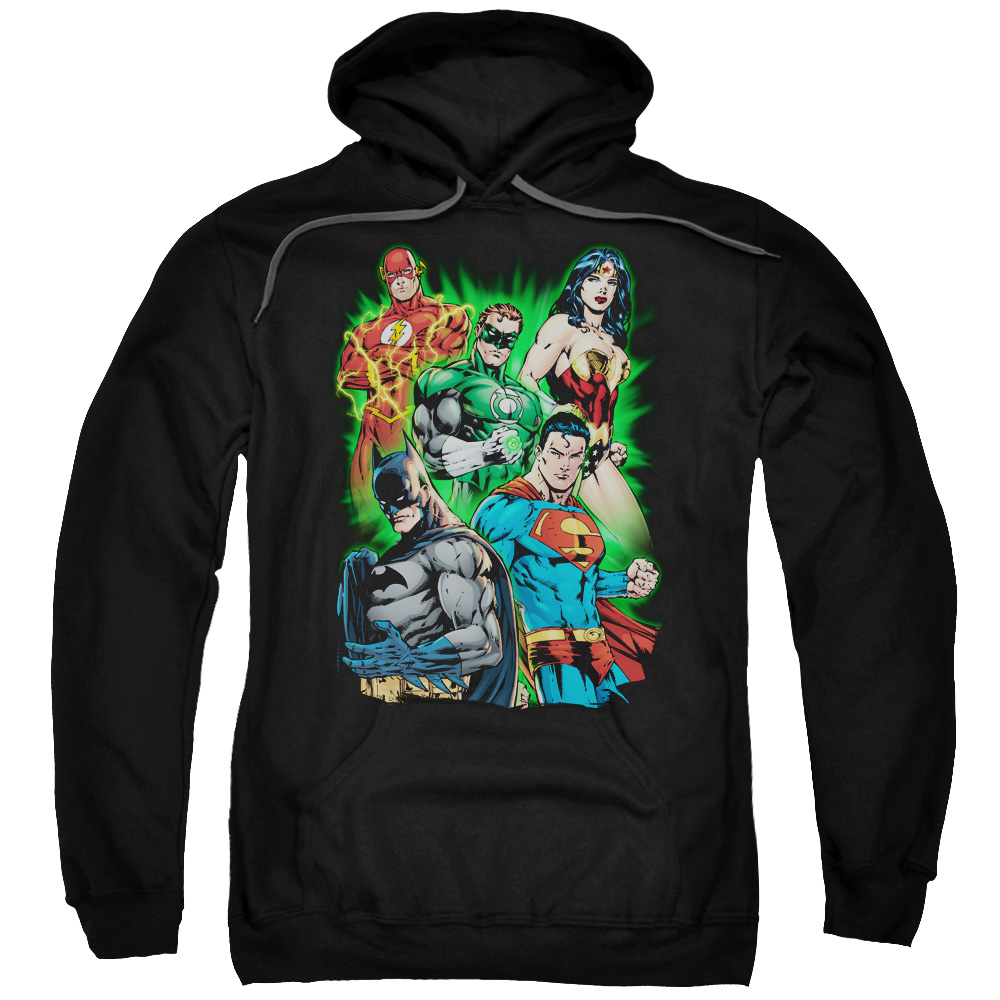 Trevco Justice League DC Comics Will Power Adult Pull-Ove...