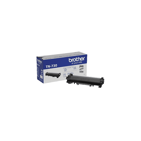 ~Brand New Original BROTHER TN730 Laser Toner Cartridge Black for Brother HL-L2395DW - image 1 de 1