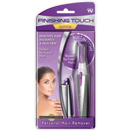 yes finishing touch hair remover instructions