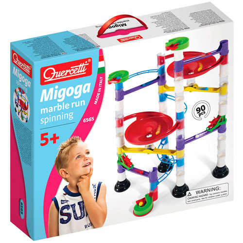 International Playthings Quercetti Marble Run Set