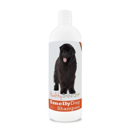 Healthy Breeds Smelly Dog Deodorizing Shampoo Conditioner With Baking Soda For Newfoundland Over 200 Breeds 8 Oz Hypoallergenic For Sensitive