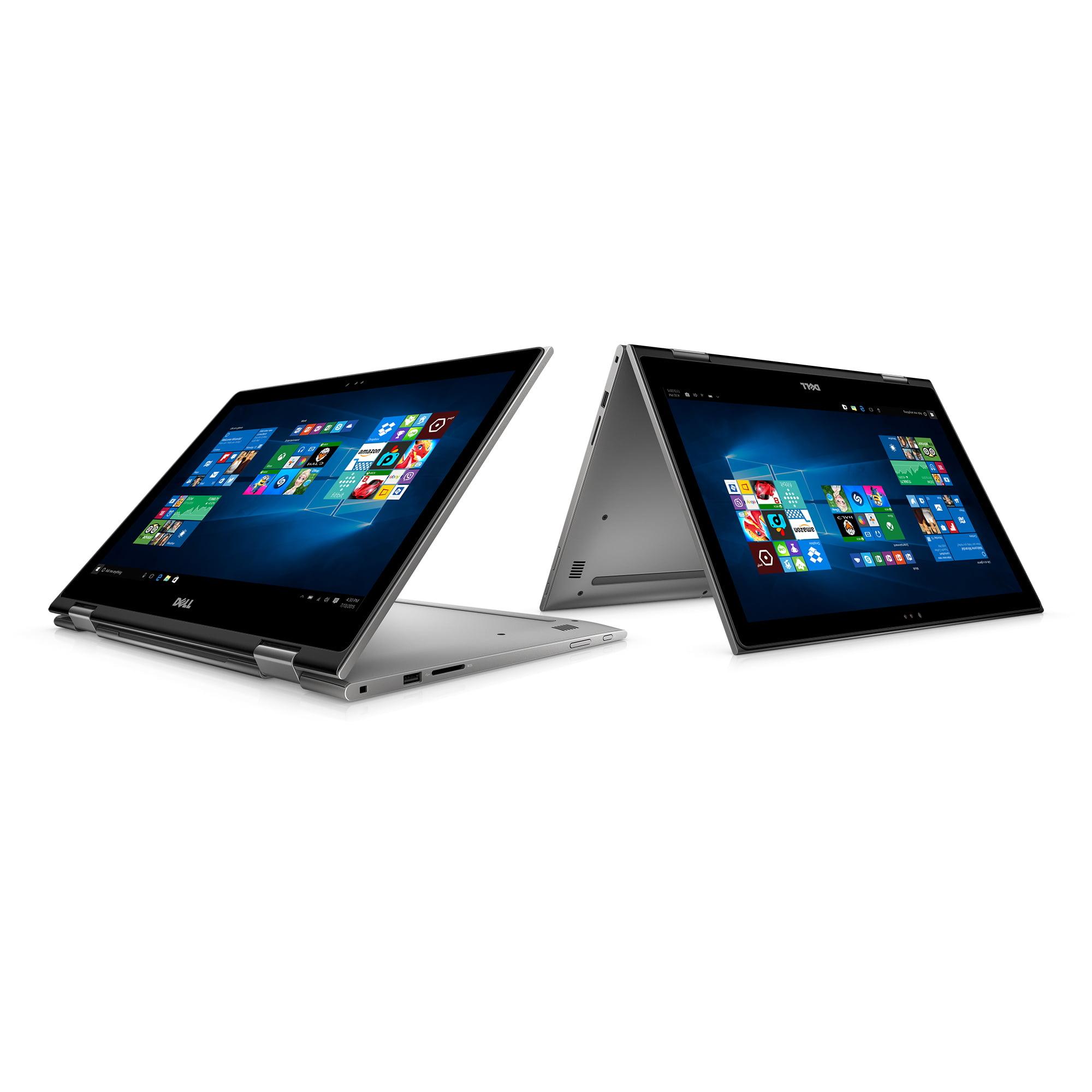 Dell Inspiron 15 5000 Series 2-in-1 Laptop - Intel Core i5-7200U - 8GB RAM -1TB Hard Drive