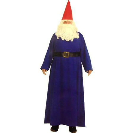Child's Gnome Costume~Medium 8-10 / Blue - October Fest Costumes