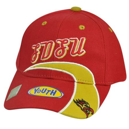 NCAA San Diego State Aztecs Youth Adjustable Red  Hat Cap Sport SDSU Game (San Diego State Halloween Game)