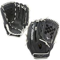 b78ec073e47 Product Image Mizuno MVP Prime SE 13 Inch GMVP1300PSEF6 Fastpitch Softball  Glove - Black Silver