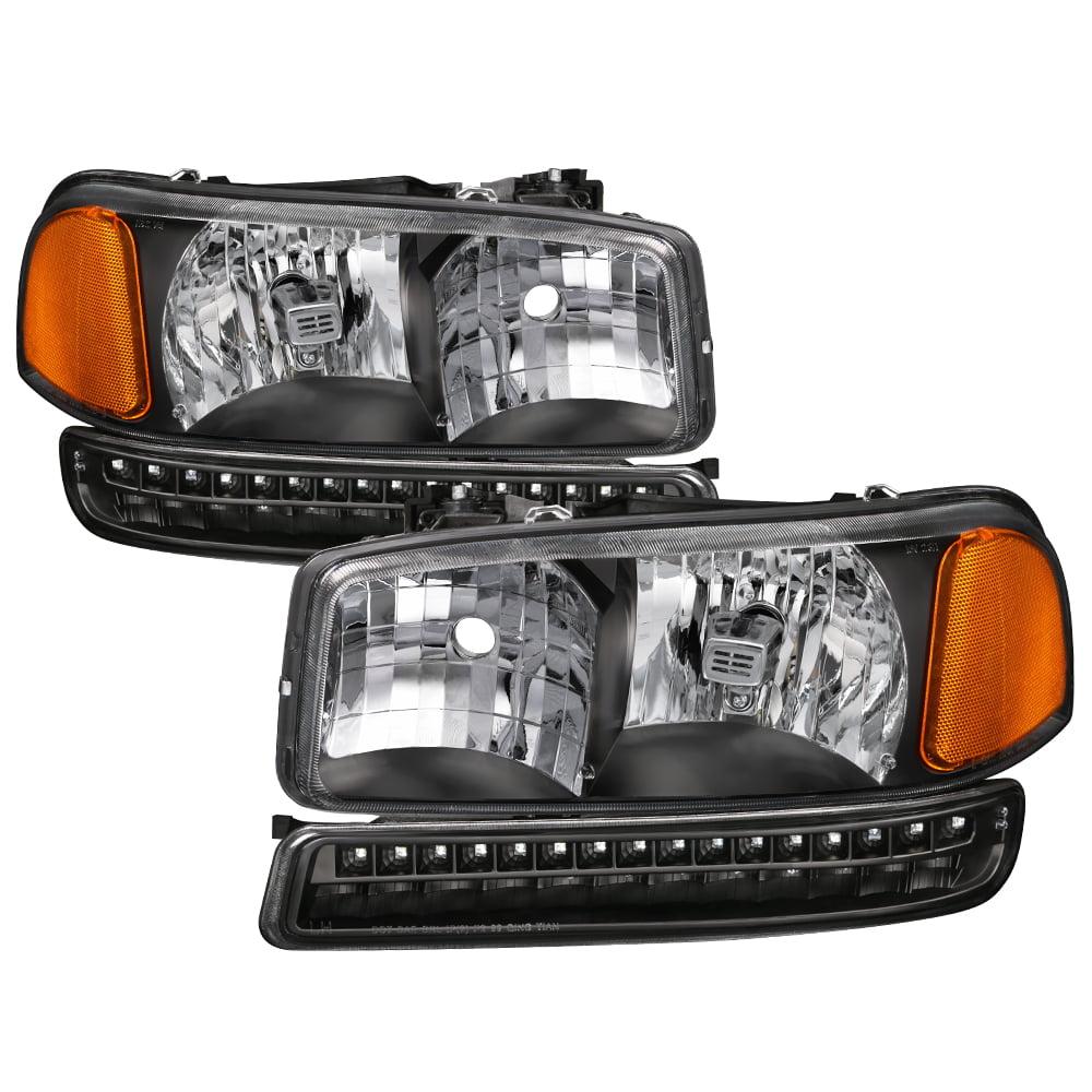 New Passenger Side Headlight Bracket For GMC Sierra 1500 Classic 2007-2007