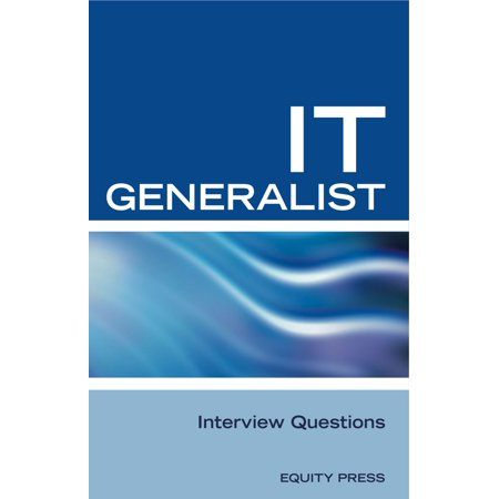 Information Technology Project Management Interview Questions: IT Project  Management and Project Management Interview Questions, Answers, and