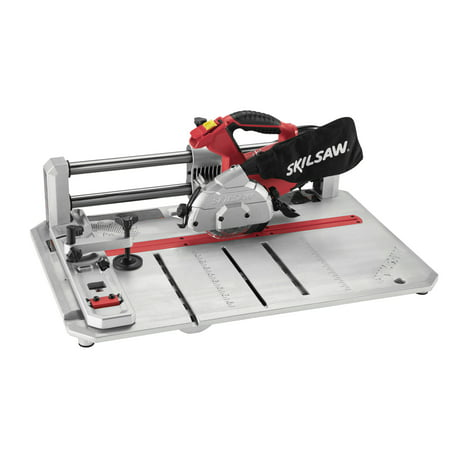 Standard Table Saw (SKIL 3601-02 7.0-Amp Flooring Saw with 36T Contractor Blade)