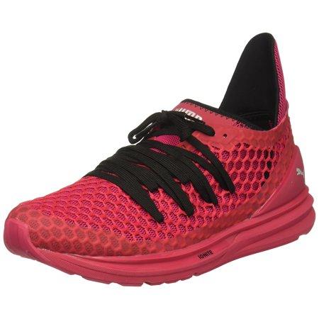 sports shoes dd94a 4666b PUMA - PUMA Women's Ignite Limitless Netfit Wn Sneaker (Love Potion-puma  White, 9 B(M) US) - Walmart.com