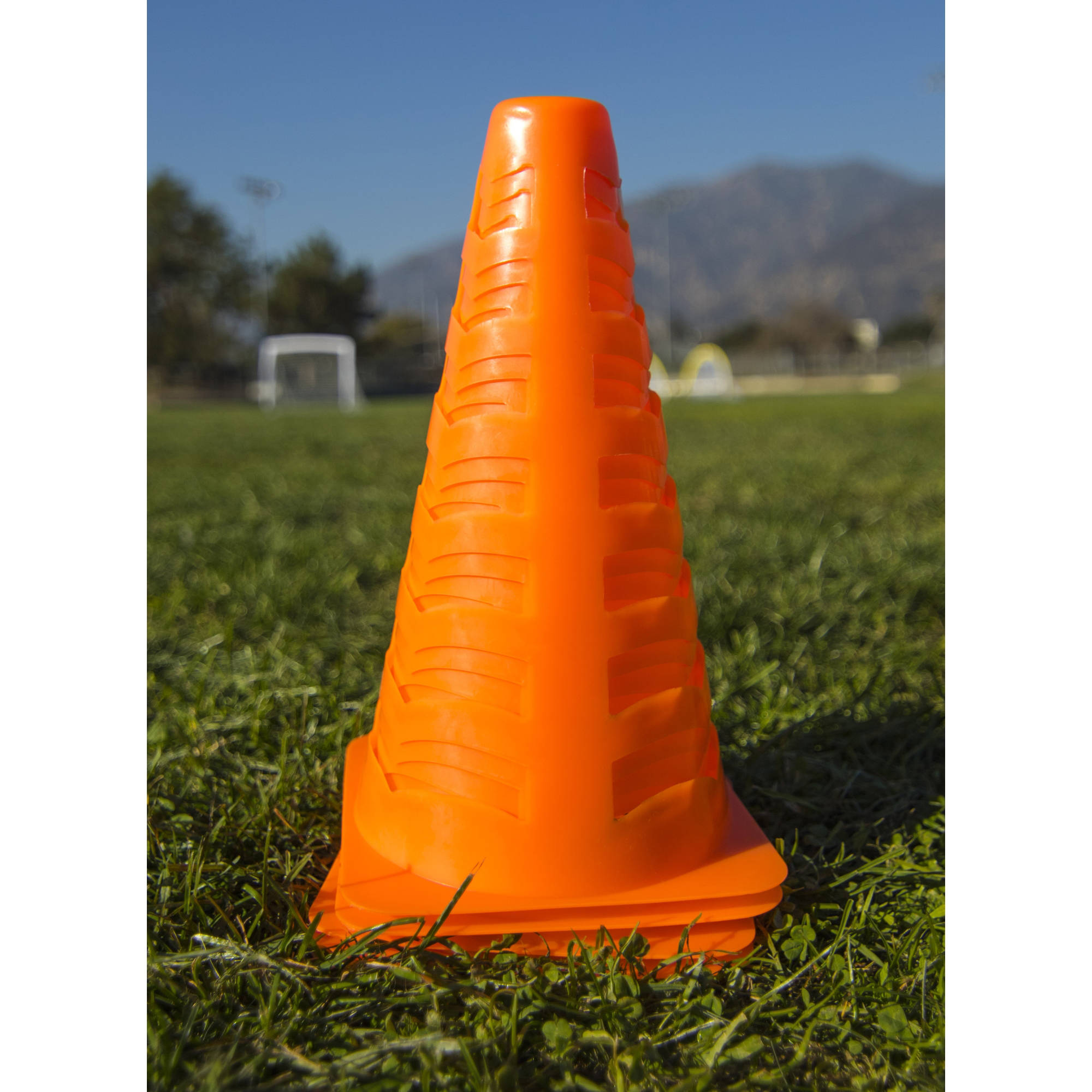 Athletic Works Orange Sport Cones