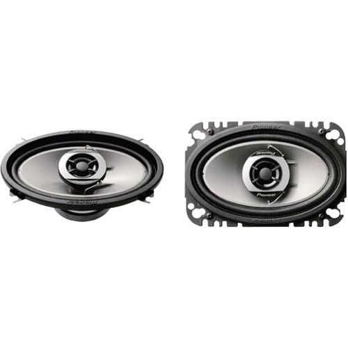 """Pioneer TS-G4643R 4"""" x 6"""" 2-Way Speakers"""
