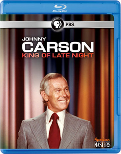 American Masters: Johnny Carson, King of Late Night (Blu-ray) by PBS Video