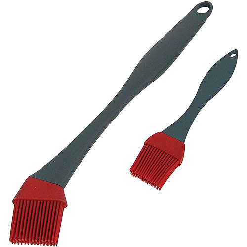 Onward Grill Pro 41090 2 Piece Silicone Basting Brush Set