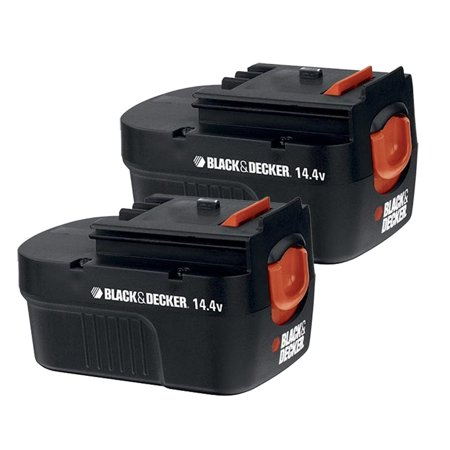 Black and Decker HPB14 14.4V (2 Pack) Replacement Battery # 90559487-2PK - image 1 de 1