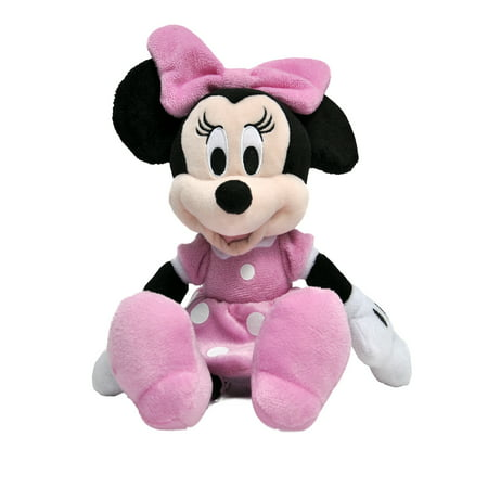 Minnie Mouse Plush Doll 11 Inches - Minnie Mouse Hot Dog Dance Toy