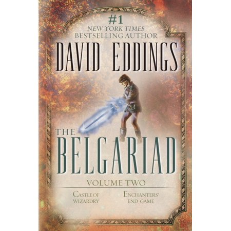 The Belgariad Volume 2 : Volume Two: Castle of Wizardry, Enchanters